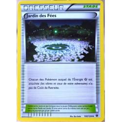 carte Pokémon 100/124 Jardin des Fées XY - Impact des Destins NEUF FR