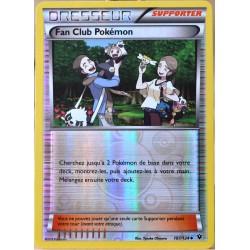 carte Pokémon 107/124 Fan Club Pokémon REVERSE XY - Impact des Destins NEUF FR
