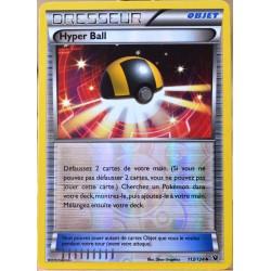 carte Pokémon 113/124 Hyper Ball REVERSE XY - Impact des Destins NEUF FR