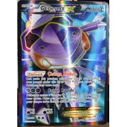 carte Pokémon 120/124 Genesect EX 180 PV - FULL ART XY - Impact des Destins NEUF FR