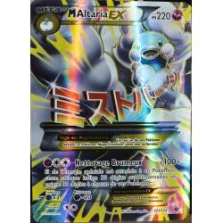 carte Pokémon 121/124 Mega Altaria EX 220 PV - FULL ART XY - Impact des Destins NEUF FR