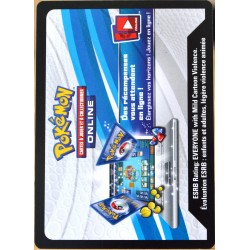 JCC Pokémon booster online XY5 - Primo Choc Codes (NEUF non utilisé)