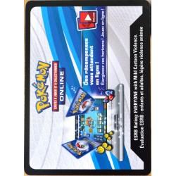 JCC Pokémon booster online XY7 - Origines Antiques Codes (NEUF non utilisé)