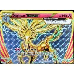 carte Pokémon 82/114 Xerneas Turbo 150 PV - TURBO XY - Offensive Vapeur NEUF FR