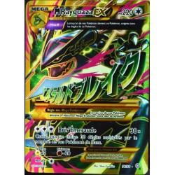 carte Pokémon 98/98 Mega Rayquaza Ex 220 PV - ULTRA RARE - FULL ART XY07 NEUF FR