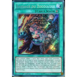 carte YU-GI-OH RATE-FR059 Barrage Du Zoodiaque NEUF FR