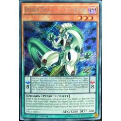 carte YU-GI-OH DRL3-FR001 Dragon Mirage aux Yeux Impairs NEUF FR