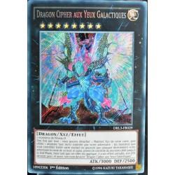 carte YU-GI-OH DRL3-FR029 Dragon Cipher aux Yeux Galactiques NEUF FR