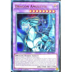 carte YU-GI-OH DRL3-FR043 Dragon Amulette NEUF FR