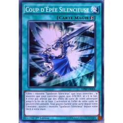 carte YU-GI-OH DPRP-FR004 Coup d'épée silencieuse NEUF FR