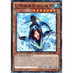 carte YU-GI-OH SP17-FR028-ST Le Pêcheur Légendaire Iii NEUF FR