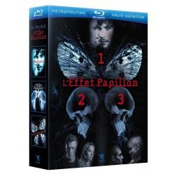 La Trilogie L'effet papillon 1 + 2 + 3 [Blu-ray]