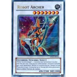 carte YU-GI-OH DP09-FR016 Robot Archer NEUF FR