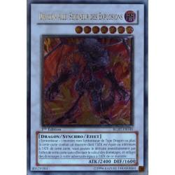 carte YU-GI-OH RGBT-FR040-UL Dragon Ailé, Seigneur Des Explosions NEUF FR
