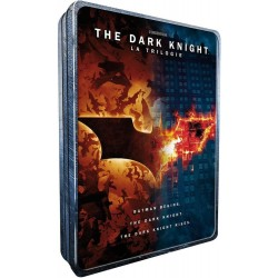 The Dark Knight - La trilogie [Coffret métal - Édition Limitée]
