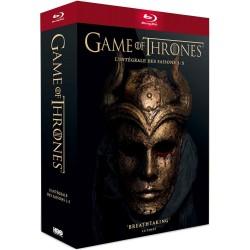 Game of Thrones (Le Trône de Fer) - L'intégrale des saisons 1 à 5 [Blu-ray]