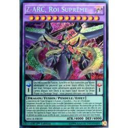 carte YU-GI-OH MACR-FR039 Z-arc, Roi Suprême 1ED/1ST NEUF FR