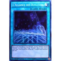 carte YU-GI-OH MACR-FR063 L'alliance Des Duellistes 1ED/1ST NEUF FR