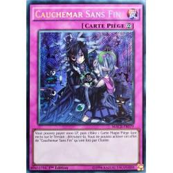 carte YU-GI-OH MACR-FR079 Cauchemar Sans Fin 1ED/1ST NEUF FR