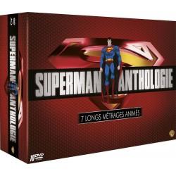Superman Anthologie - 7 longs métrages animés [Édition Limitée]