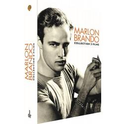 Marlon Brando : Reflets dans un oeil d'or + Un tramway nommé désir + Les révoltés du Bounty
