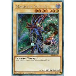 carte YU-GI-OH CT14-FR001 Magicien Sombre NEUF FR