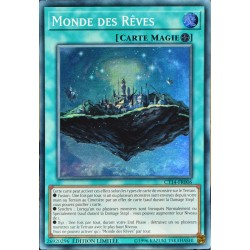 carte YU-GI-OH CT14-FR006 Monde des Rêves NEUF FR