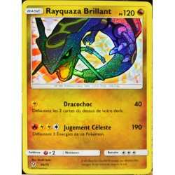carte Pokémon 56/73 Rayquaza Brillant SL3.5 Légendes Brillantes NEUF FR