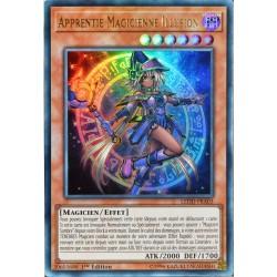 carte YU-GI-OH LEDD-FRA03 Apprentie Magicienne Illusion NEUF FR