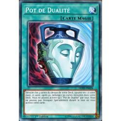 carte YU-GI-OH LEDD-FRA26 Pot de Dualité NEUF FR