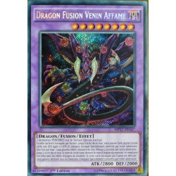 carte YU-GI-OH MP17-FR147 Dragon Fusion Venin Affamé NEUF FR