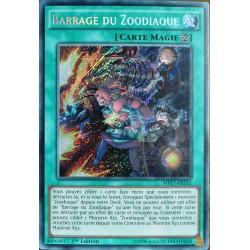 carte YU-GI-OH MP17-FR212 Barrage Du Zoodiaque NEUF FR
