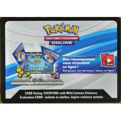 JCC Pokémon - Légendes Brillantes x10 Codes (NEUF non utilisé)