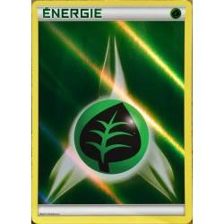 carte Pokémon  Energie Plante - REVERSE Deck Combat Légendaire NEUF FR