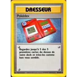 carte Pokémon 87/102 Pokédex Set de base NEUF FR