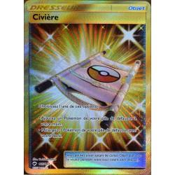 carte Pokémon 165/147 Civière SECRETE SL3 - Soleil et Lune - Ombres Ardentes NEUF FR