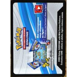 carte Pokémon FRSLETB JCC Pokémon - Coffret Dresseur d'élite Légendes Brillantes  Codes