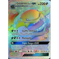 carte Pokémon 157/147 Grotadmorv  220 PV - SECRETE FULL ART