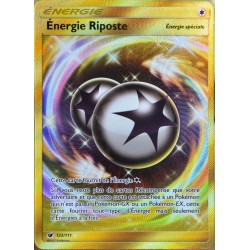 carte Pokémon 122/111 Energie Riposte  SECRETE