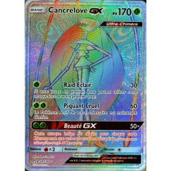 carte Pokémon 158/156 Cancrelove GX