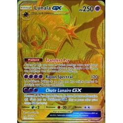carte Pokémon 172/156 Lunala GX
