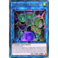 carte Yu-Gi-Oh EXFO-FR038 Exencodeur Bavard