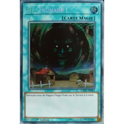 carte Yu-Gi-Oh EXFO-FR062 Hé, Trunade !