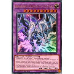 carte Yu-Gi-Oh LCKC-FR058 Dragon Jumelé d'Explosion aux Yeux Bleus