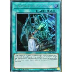 carte Yu-Gi-Oh LCKC-FR074 Le Retour des Grands Dragons