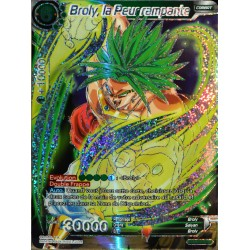 carte Dragon Ball Super BT1-073-SPR Broly, la Peur rampante