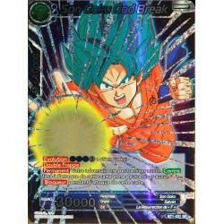 carte Dragon Ball Super BT1-031-SR Son Goku God Break