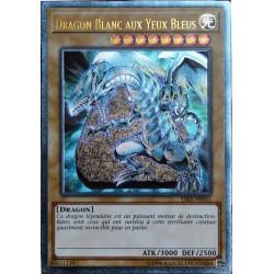 carte YU-GI-OH YSKR-FR001-UL Dragon Blanc Aux Yeux Bleus NEUF FR