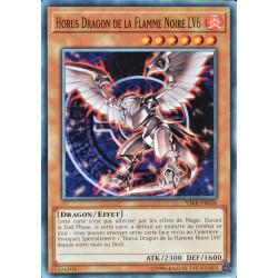 carte YU-GI-OH YSKR-FR020 Horus Dragon De La Flamme Noire Lv6 NEUF FR
