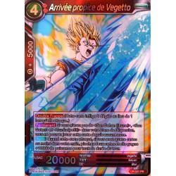 carte Dragon Ball Super P-021-PR Arrivée propice de Vegetto NEUF FR
